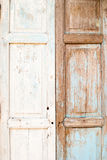 Closed door Royalty Free Stock Photos