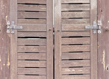 Closed doors Royalty Free Stock Images