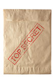 Closed envelope Royalty Free Stock Photography