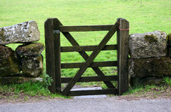 Free Closed Gate Royalty Free Stock Image - 745766