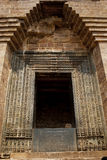 A closed gate of Sun temple Royalty Free Stock Photos