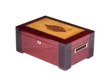 Closed humidor Stock Images