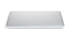 Closed laptop Stock Images