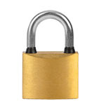 Closed lock Stock Photography