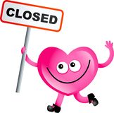 Closed love Stock Images