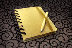 Closed Notebook Stock Photos