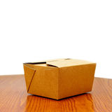 Closed package Stock Image