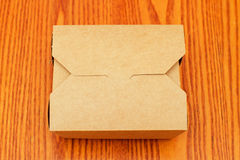 Closed package carton Stock Images