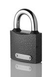 Closed padlock Royalty Free Stock Image