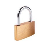 Closed padlock Stock Photos