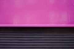 shop shutters Stock Image