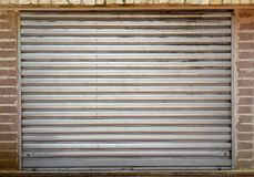 Closed Shutter Royalty Free Stock Images