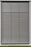 Closed shutters Royalty Free Stock Photos