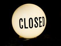 Closed sign Stock Photos