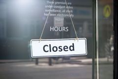Closed sign shop door Royalty Free Stock Image & Shop Closed Sign On Glass Door Stock Photo - Image: 65545372 Pezcame.Com