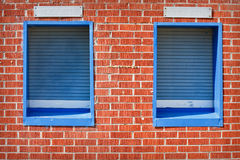 Closed Ticket Windows Royalty Free Stock Images