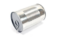 Closed tin can Stock Photos