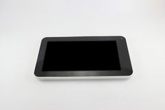 Closed touch screen mobile phone Stock Photo