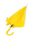 Closed umbrella Stock Images