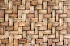 Closed up of brown color wicker texture background. Closed up of brown color wicker textured background royalty free stock photo