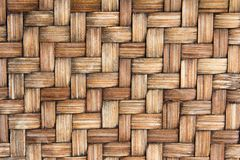 Closed up of brown color wicker texture background. Closed up of brown color wicker textured background stock image