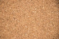 Closed up of brown cork board texture background. Closed up of brown cork board textured background stock photography
