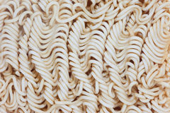Closed-up instant noodle Stock Photo
