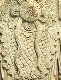 Closed up texture on stutue in wat pho. Closed up texture on statue in wat pho show texture Royalty Free Stock Image