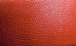 Closed up view of basketball for background Stock Photos