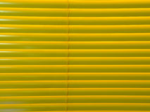 Closed venetian blind background Stock Photo