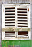 Closed window Stock Photos