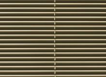 Closed window blinds Royalty Free Stock Photo