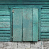 Closed window Royalty Free Stock Photography