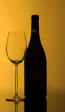 Closed wine Royalty Free Stock Images