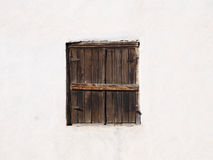 Closed  wood Royalty Free Stock Images