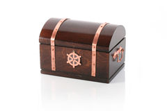 Free Closed Wooden Chest Stock Photos - 19530123