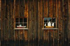 Closed Wooden Door Stock Photos