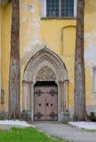 Old door entrance Stock Image