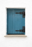Closed Wooden Shutter Royalty Free Stock Image