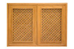 A closed wooden window stock images