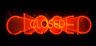 Closed Zoom Royalty Free Stock Photo