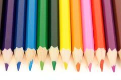 Closedup Pencils Royalty Free Stock Photography
