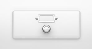 Closer furniture box Royalty Free Stock Photography