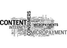 A Closer Look At Micropaymentsword Cloud. A CLOSER LOOK AT MICROPAYMENTS TEXT WORD CLOUD CONCEPT vector illustration