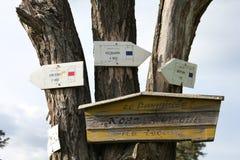 Closest tourist destinations from Tsigov Chark Royalty Free Stock Photos