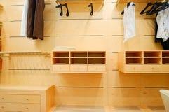 Closet stock images