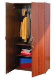 Closet. Isolated Royalty Free Stock Photo