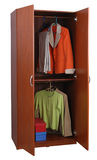 Closet. Isolated Stock Photography