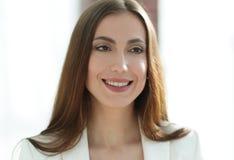 closeup бизнес-леди, опытный юрист стоковое фото rf
