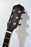 Closeup Acoustic Guitars Stock Photography
